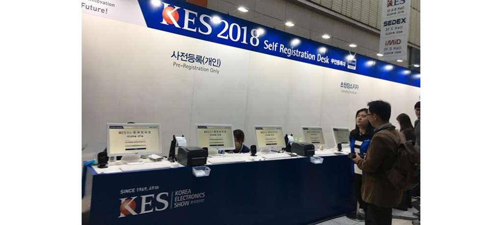 2018.12 广州安的电子韩国KES电子展圆满结束